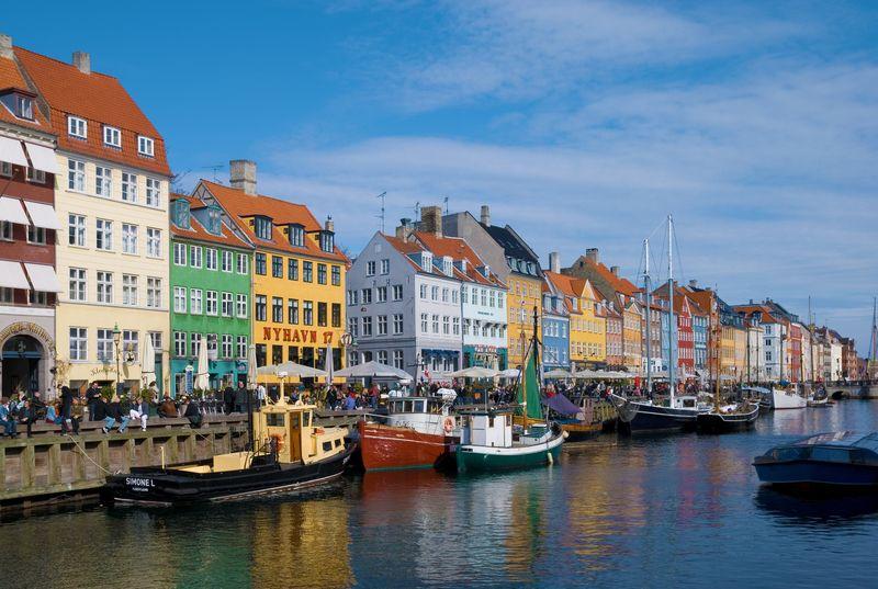 Der Urlaub in Dänemark mit meinen Eltern
